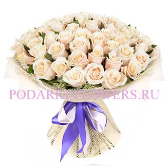 Букет роз «Гламур» 51 шт./ 101 шт.