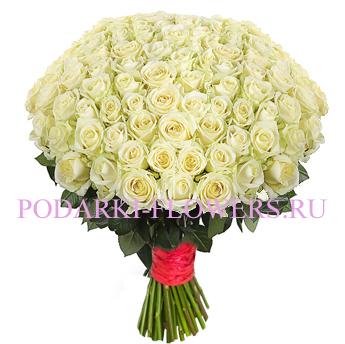 Букет роз «Элегантность» 101 шт./151 шт./201 шт.