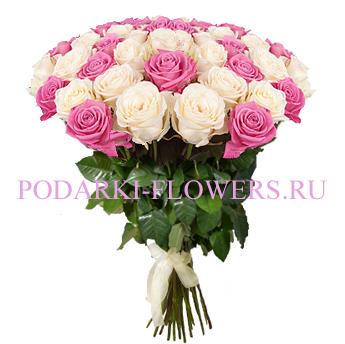 Букет роз «Классика» 51 шт./ 101 шт.